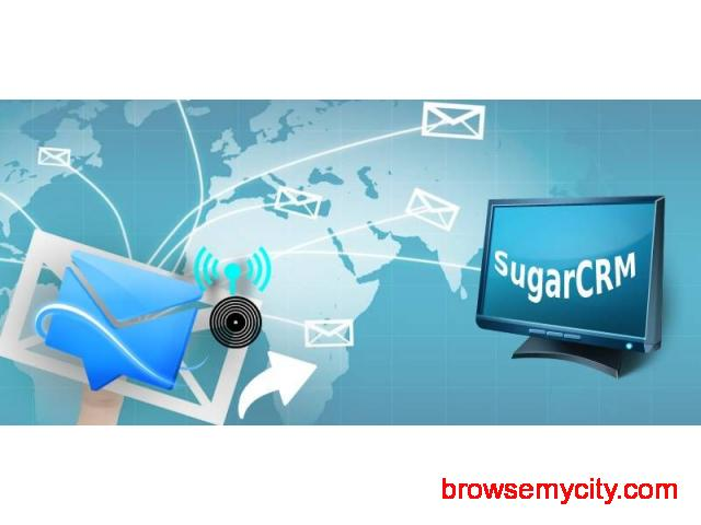 SugarCRM Professional Email2Lead with DataParsing from Inbound Email - 1/1
