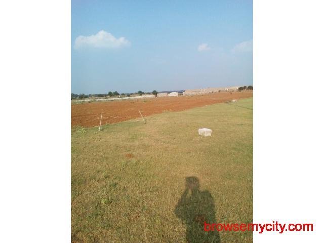 21175 Sq Yards Wareshousing Land for Sale near Tapukara Market Bhiwadi. - 2/6