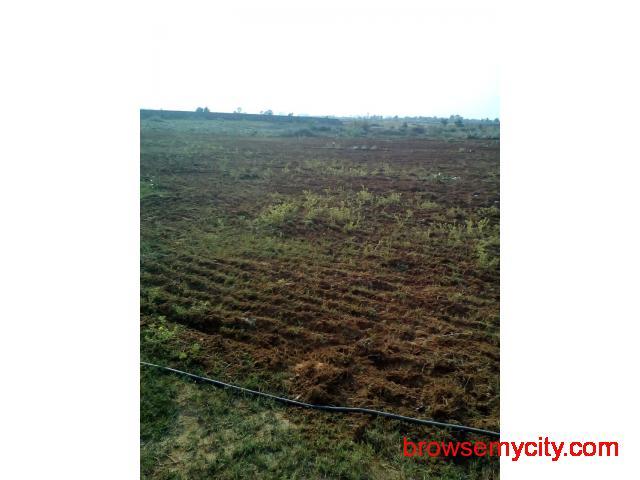 21175 Sq Yards Wareshousing Land for Sale near Tapukara Market Bhiwadi. - 3/6