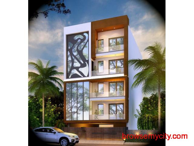 3 BHK Ground Floor Available for Sale in Gurgaon. - 3/5