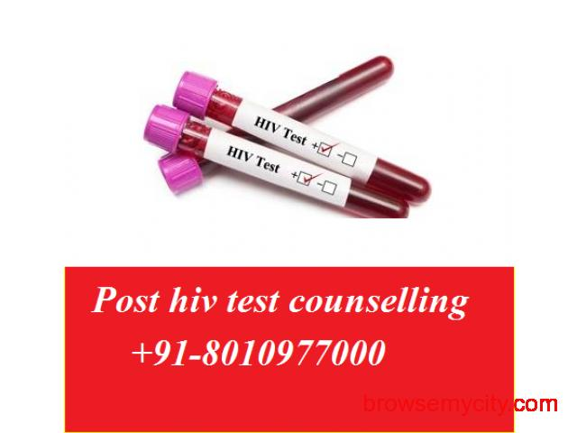 [[ PH: +91-8010977000 ]] CALL- Post hiv test counselling in Hauz Khas Village,Delhi - 1/1