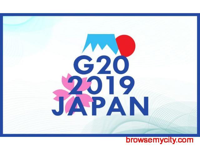 India's Role at G20 Summit Osaka - 3/6