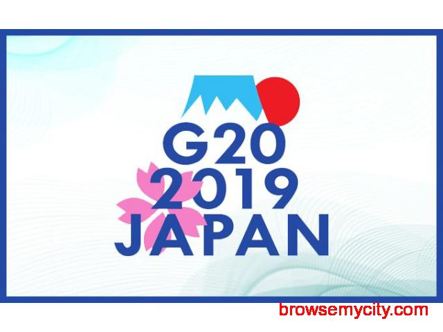 India's Role at G20 Summit Osaka - 4/6