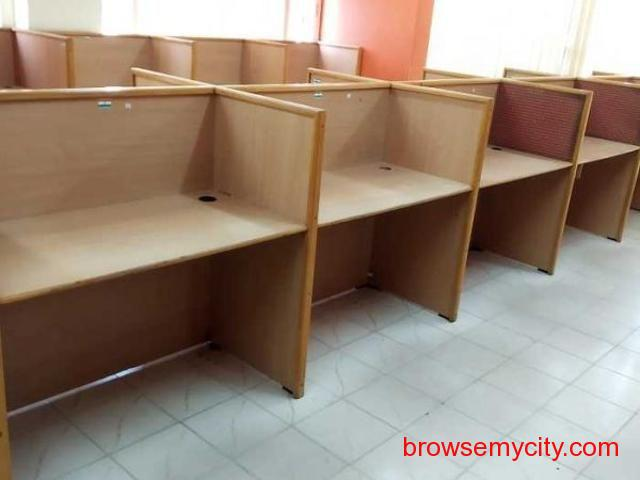 11 seat space furn with amenities at NUNGABAKKAM HIGH ROAD - 1/3
