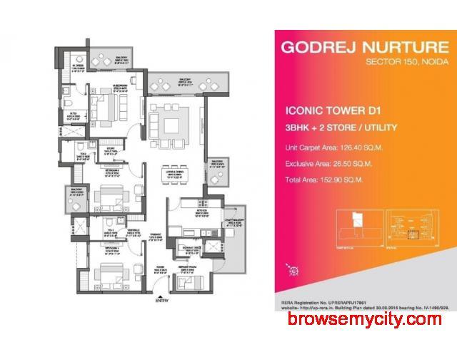 Godrej Nurture Godrej Nurture Noida Extension - 5/6