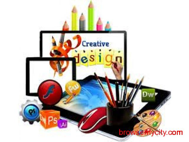 Graphic Design - Avail the best, unique and affordable Graphic design services - 1/1