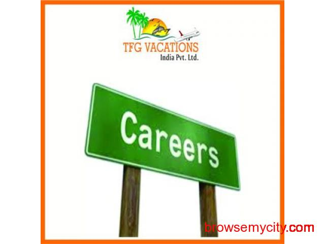 Tourism Company Hiring Candidates for Tourism Promoter - 3/4