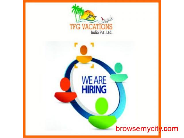 Tourism Company Hiring Candidates for Tourism Promoter - 4/4