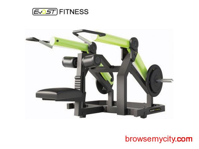 Evost Seated Dip Y-960 Machine for triceps and pectoral muscles | Evostfitness - 1/1