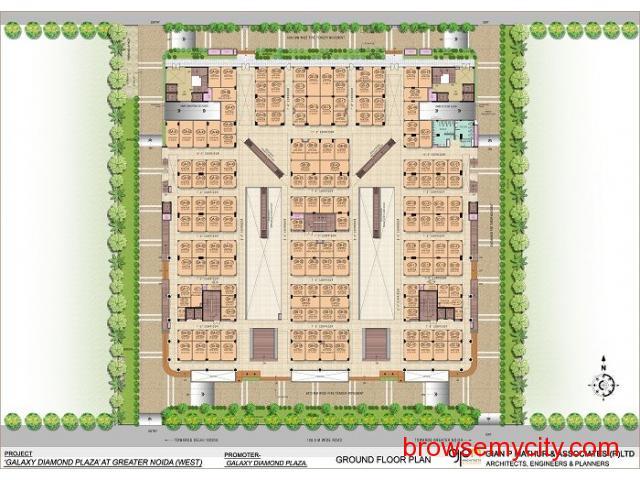Galaxy Diamond Plaza|Sector 4 Noida Extension - 5/6
