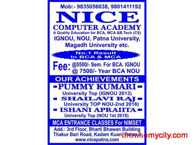 BCA coaching for IGNOU students - 1/1