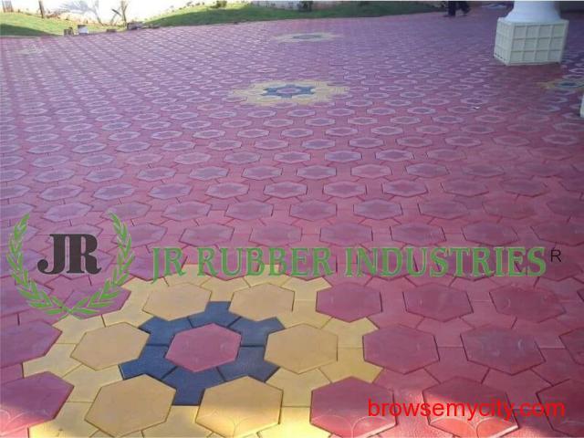 JR Rubber Industries | Rubber moulds for paver blocks - 4/4
