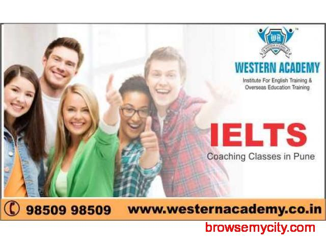 IELTS Coaching Classes in Aundh - 1/6