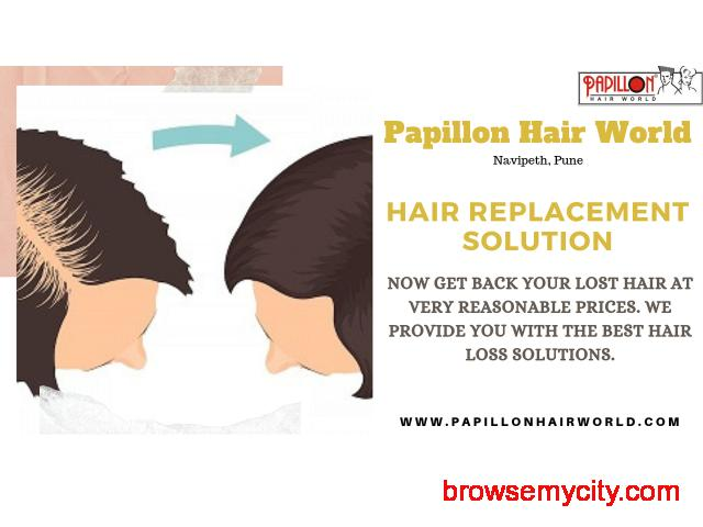 Hair Replacement Solution - 1/1