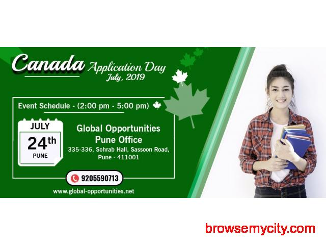 Register for Canada Application Day 2019 – Pune - 1/1