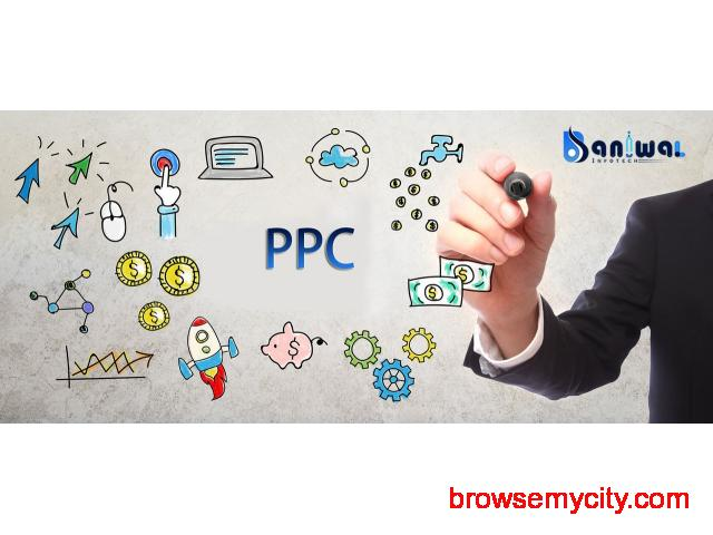 Best PPC Services Provider Company | Baniwal Infotech - 1/1