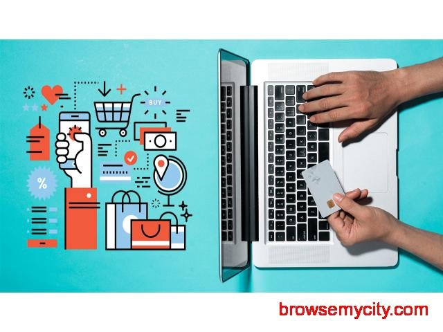 Ecommerce Marketing - Best Ecommerce Marketing Services to boost sales. - 1/1