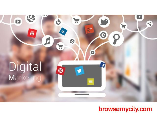 Digital Marketing Courses Training in Pune with 100% Placement - 5/6
