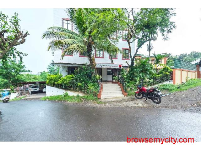 Get Andaman Residency in,PortBlair with Class Accommodation. - 1/4