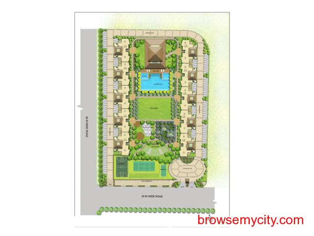ATS Nobility 3BHK Apartment in Noida Extension - 3/3