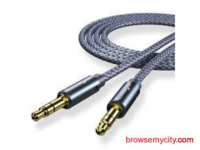 Buy top quality AUX Cables online - 3/5