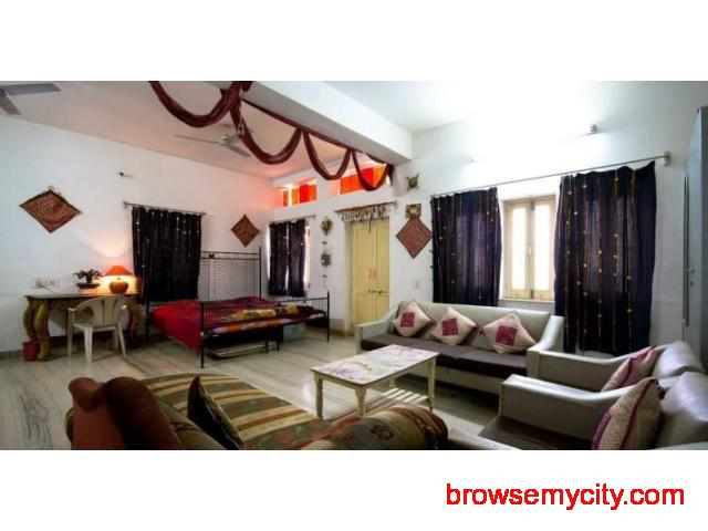 Get Bloominghouse Homestay in,Jodhpur with Class Accommodation. - 2/4