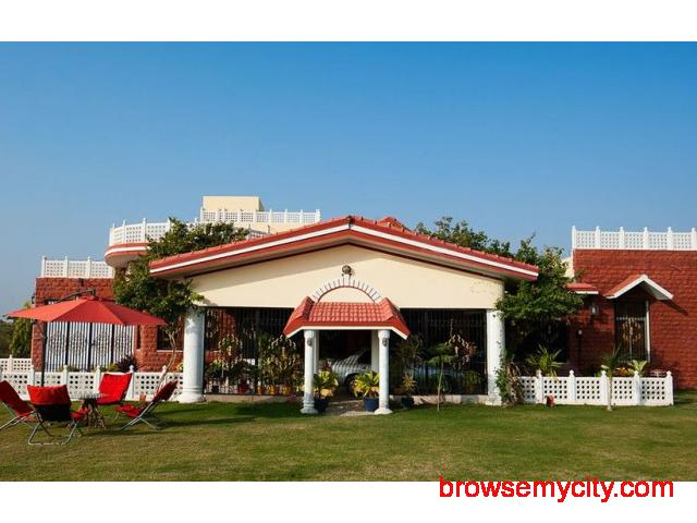 Get Colonels Cottage in,Jodhpur with Class Accommodation. - 1/4