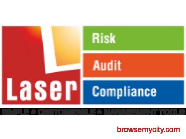 Making - Internal Audit - business relevant by LaserGRC - 1/1