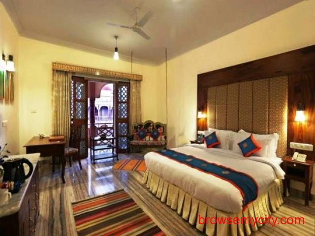 Get The Gateway Resort in,Ajmer with Class Accommodation. - 3/4