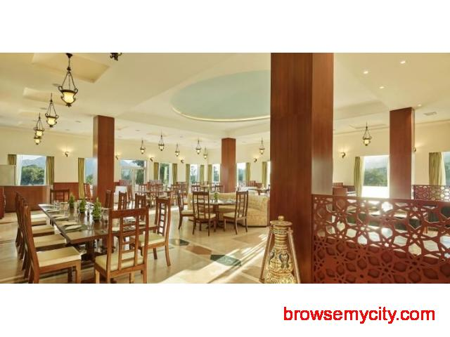 Get The Gateway Resort in,Ajmer with Class Accommodation. - 4/4