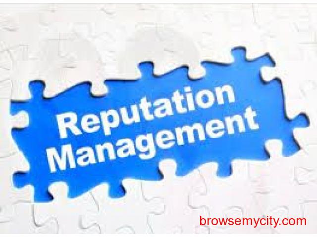 Reputation Management - Let people see all how good your brand is. - 1/2