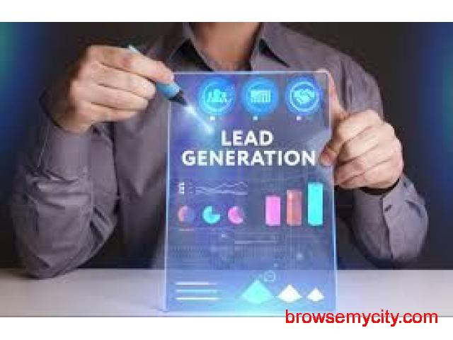 Lead Generation - Best Lead Generation Services to identify and cultivate potential customers. - 2/2