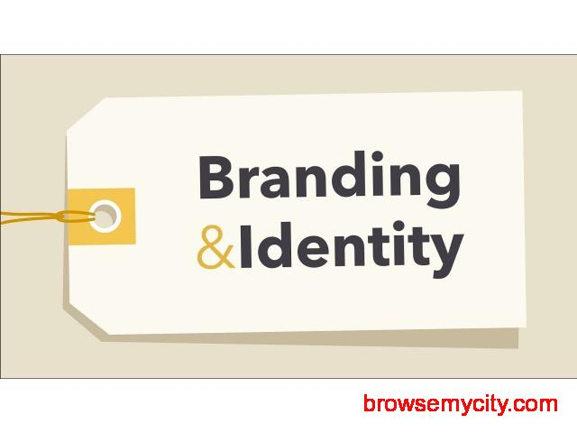 Branding and Identity - Be Modern and gain advantage from branding and identity services - 2/2