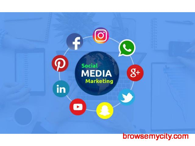 Social Media Marketing - Getting all the likes and shares for your service. - 1/2