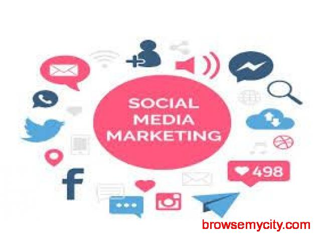 Social Media Marketing - Getting all the likes and shares for your service. - 2/2
