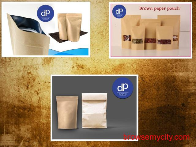 Top Class Packaging Pouch manufacturer In India By Duropack Limited - 1/5