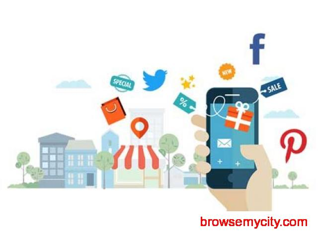 Leading QeRetail Social Media Marketing Consulting Services in the USA - 1/5