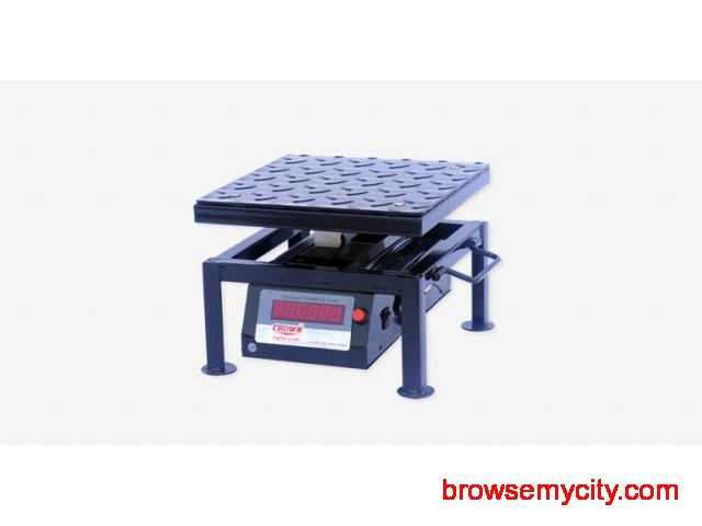 Chicken Weighing Scale Manufacturers – Crownscales - 1/1