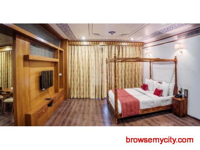 Get Regenta Resort Vanya Mahal in,Ranthambore with Class Accommodation. - 2/4