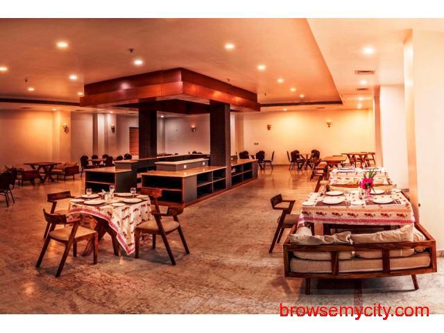 Get Regenta Resort Vanya Mahal in,Ranthambore with Class Accommodation. - 4/4