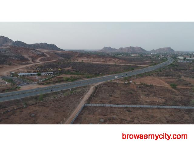 Open plots for sale in Hyderabad - 2/4