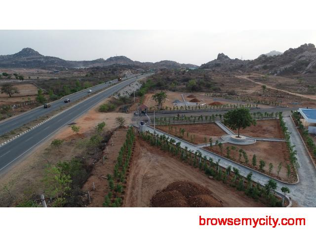 Open plots for sale in Hyderabad - 4/4