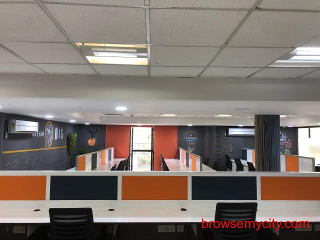 Furnished Office Space in Noida by Lets Connect - 1/1