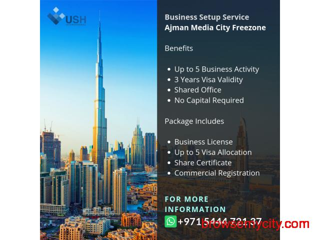 Setting up a Business in UAE - 1/1