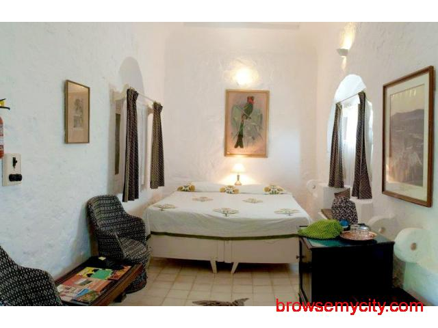 Get Hill Fort Kesroli in,Alwar with Class Accommodation. - 2/4
