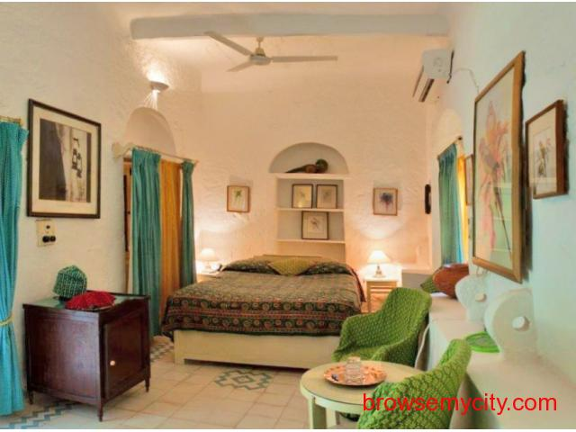 Get Hill Fort Kesroli in,Alwar with Class Accommodation. - 3/4
