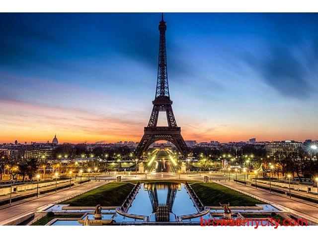 Paris Switzerland Honeymoon Tour Packages from India - 1/1