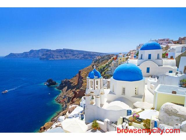 Greece Honeymoon Tour Travel Packages from India - 1/1