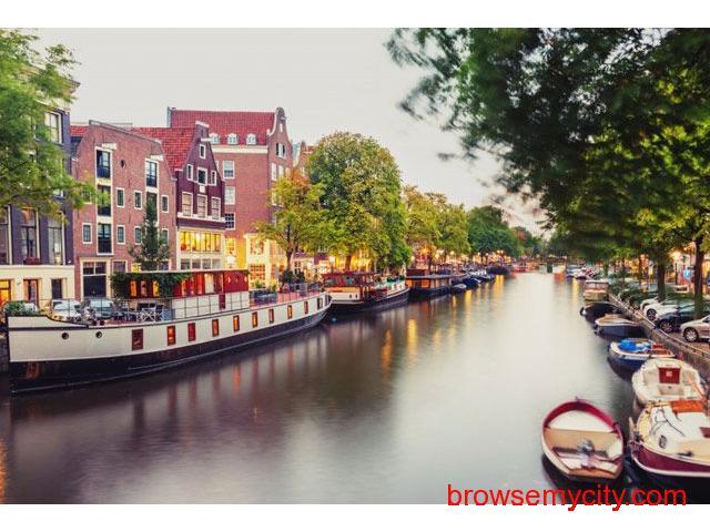 Amsterdam Paris Switzerland Honeymoon Tour Packages from India - 1/1