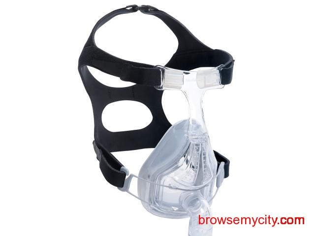 C-Pap / Bi-Pap Mask- very Excellent Quality - 3/3